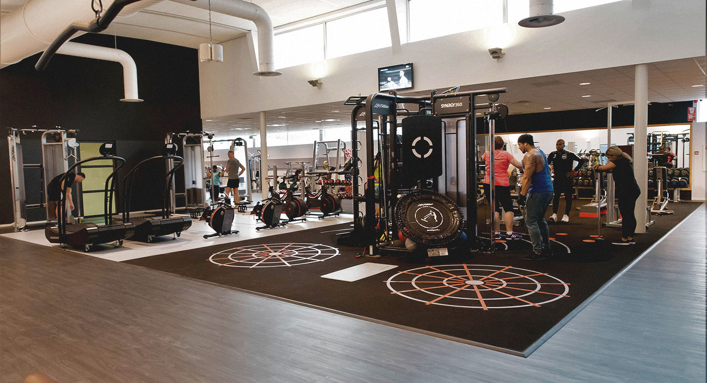 David Lloyd Capelle Gym