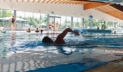 Zwem Spa Zwembad Eindhoven David Lloyd Clubs
