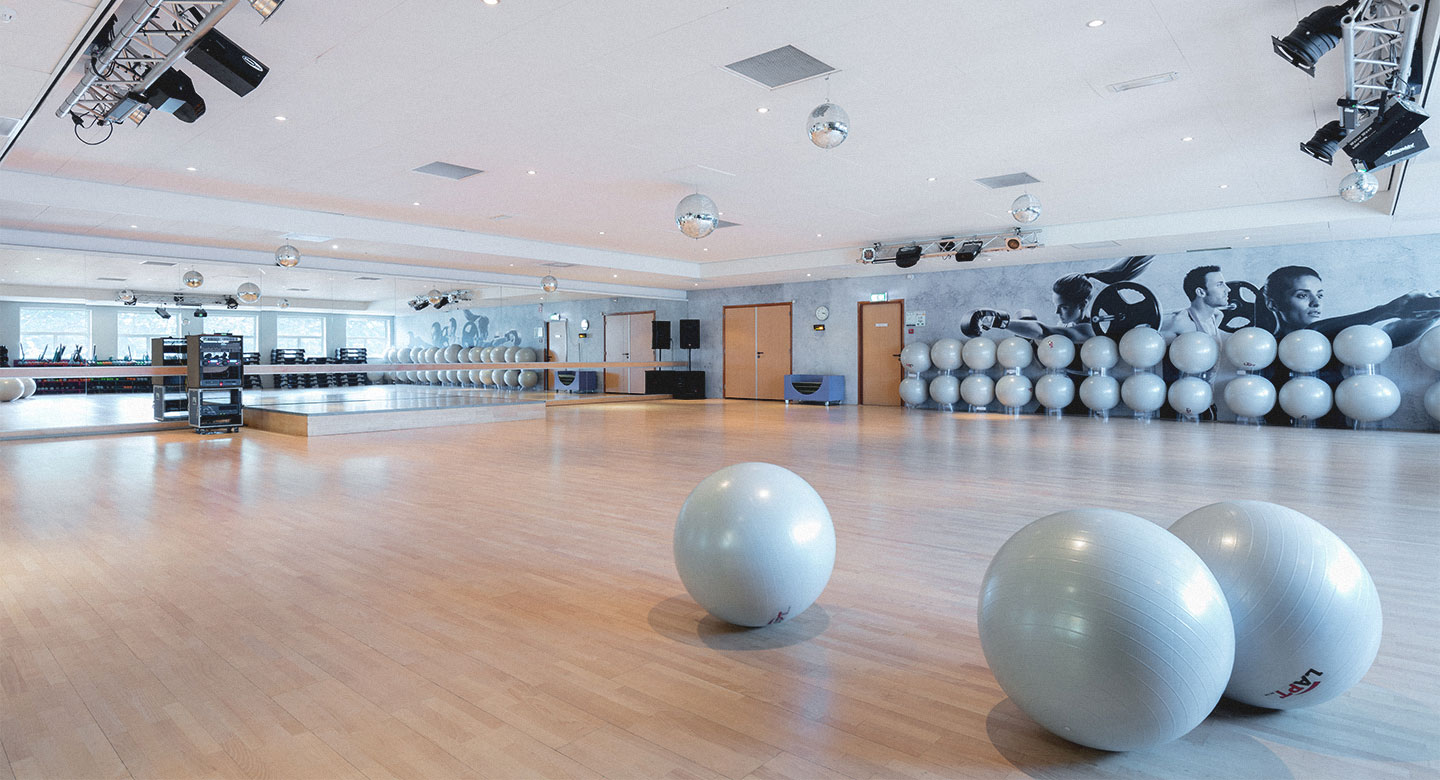 David Lloyd Eindhoven Group Exercise studio