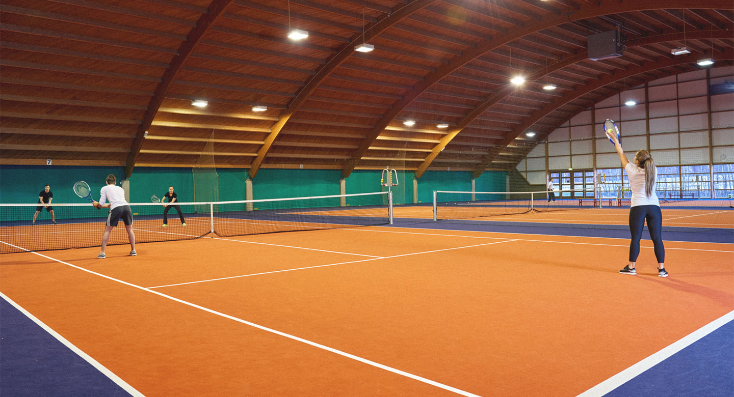 David Lloyd Eindhoven Indoor Tennis