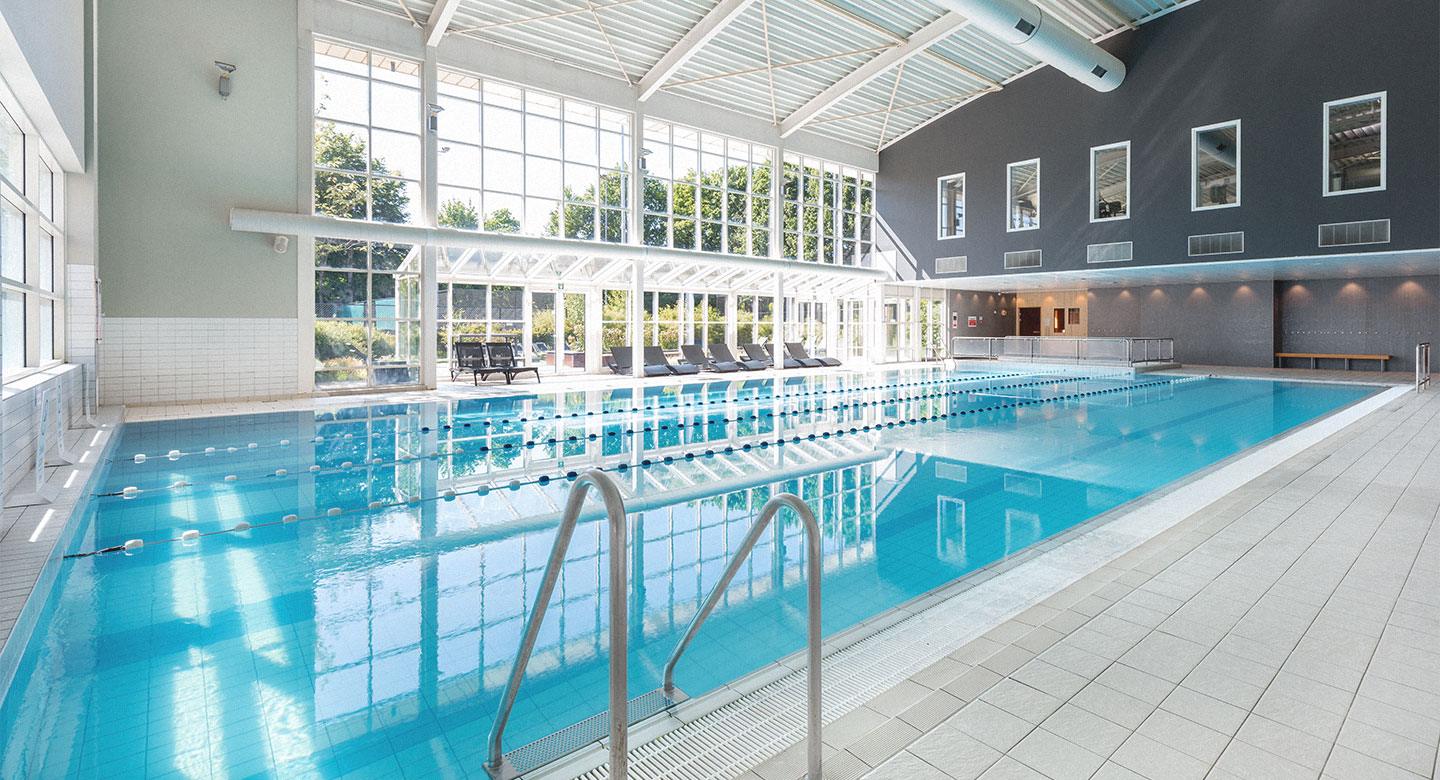 David Lloyd Eindhoven Indoor Pool