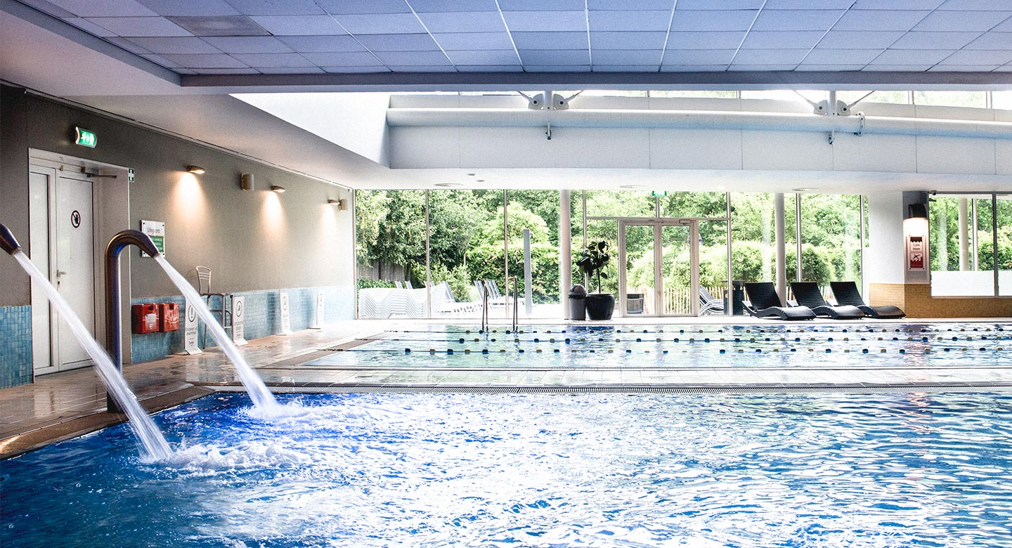 David Lloyd Antwerp Pool
