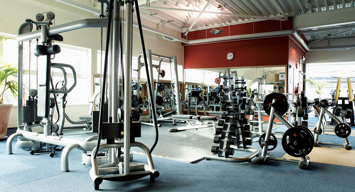 David Lloyd Utrecht gym