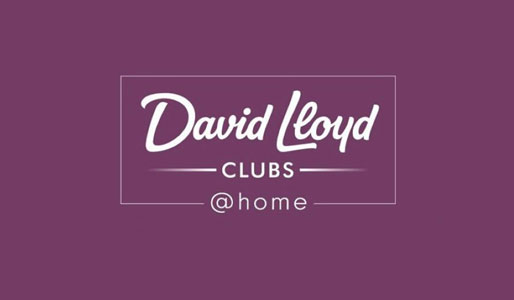 Image of David Lloyd Clubs at home logo