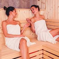 David Lloyd Clubs Sauna